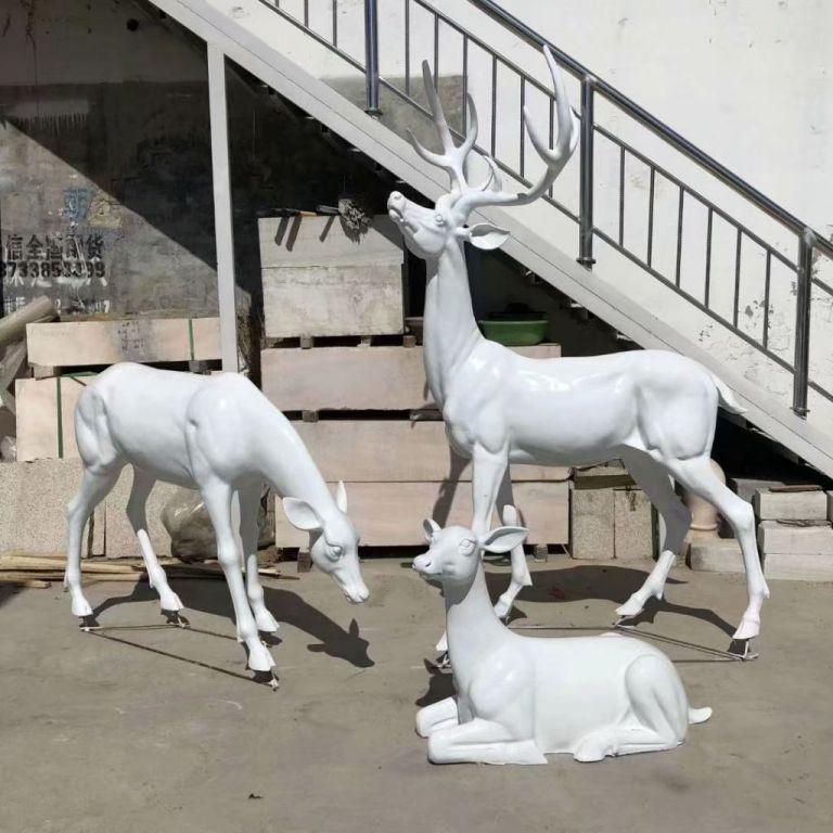 白色小鹿3