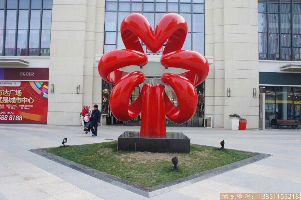 火车站广场不锈钢雕塑
